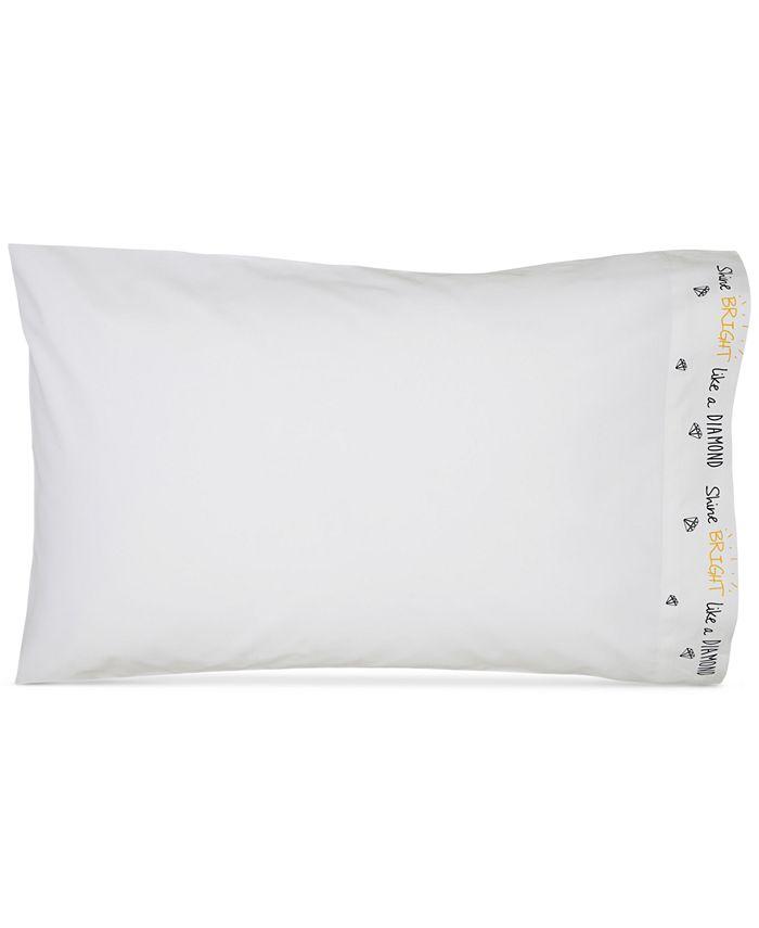 Westpoint - ChatterBox Shine Bright Standard Pillowcase