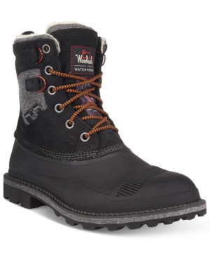 Woolrich Men's Fully Wooly Boots Men's Shoes