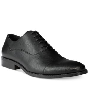 Unlisted by Kenneth Cole Men's Half-Time Oxfords Men's Shoes