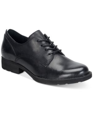 Born Binn Oxfords Flats Women's Shoes