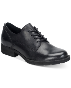 Born Binn Oxfords Flats Women's Shoes