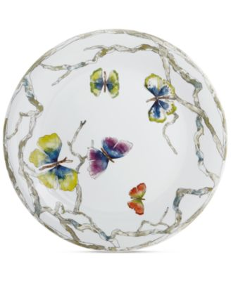 Butterfly Ginkgo Dinnerware Collection Dinner Plate