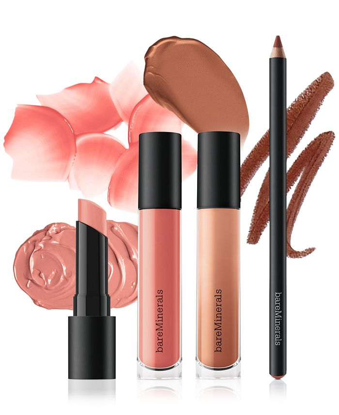 bareMinerals - GEN NUDE Collection.