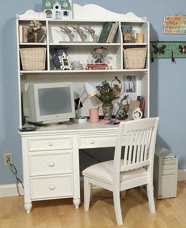 summer breeze kids furniture set desk bedroom furniture