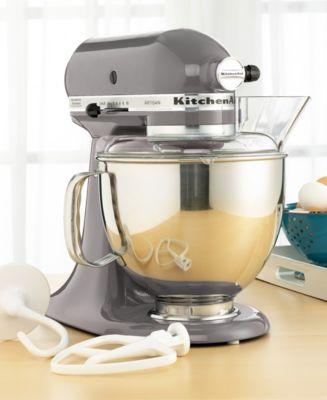 KitchenAid KSM150PSSM Artisan 5 Qt. Stand Mixer