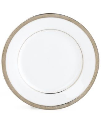 "Charter Club ""Grand Buffet Platinum"" Bread & Butter Plate"