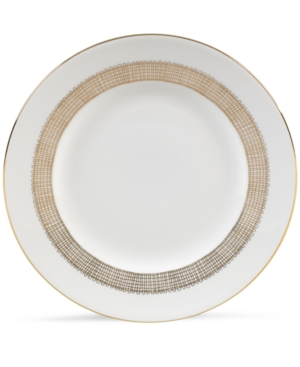"Vera Wang Wedgwood ""Gilded Weave"" Salad Plate, 8"""