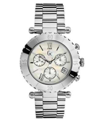 Guess Collection Women's Chronograph Bracelet Watch