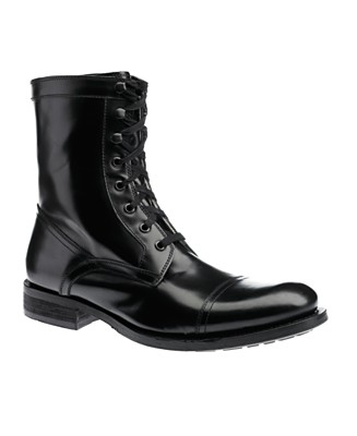 Kenneth Cole N-Different Lace Up Boot - Shoes - Men's - Macy's :  kenneth cole mens macys boots
