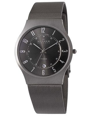 skagen s titanium bracelet 233xlttm watches