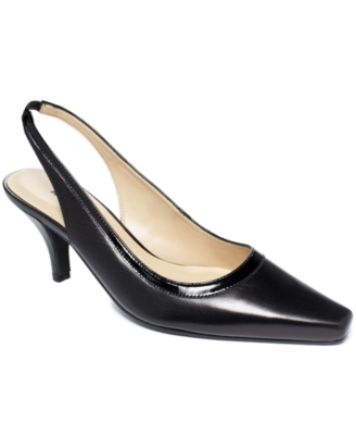 Karen Scott Shoes, Benedict Slingback Pumps Women's Shoes