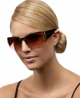 Steve Madden Shield Sunglasses