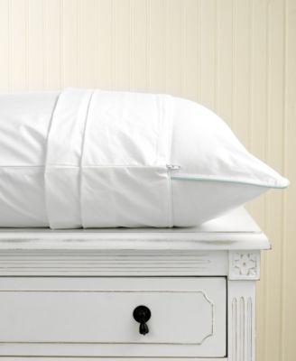 Martha Stewart Collection Pillow Protector, Standard/Queen