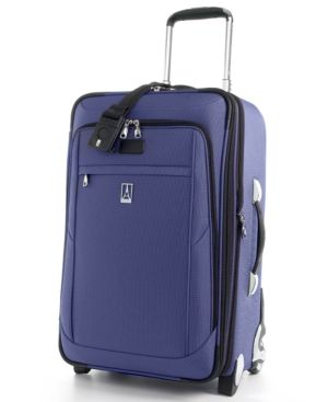 Travelpro Platinum 6 Expandable Rollaboard Upright, 22""