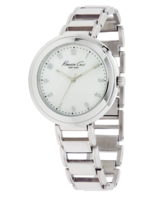 Kenneth Cole New York Watch, Women's Stainless Steel Bracelet KC4661