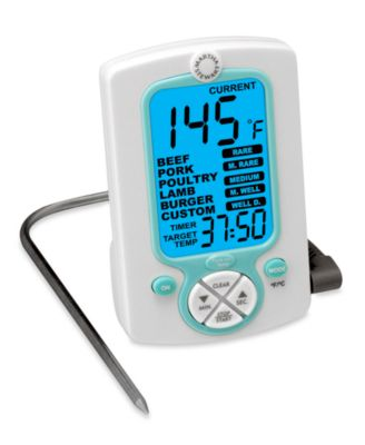 Martha Stewart Collection Digital Probe Thermometer