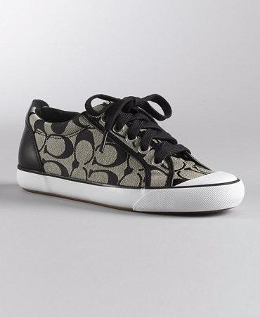 Macy S Coach Tennis Shoes