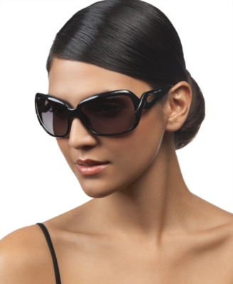 A/X Armani Exchange Oval Sunglasses