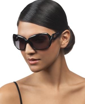 A/X Armani Exchange Sunglasses, Oval Frames