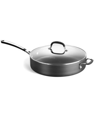 Simply Calphalon Nonstick 5 Qt. Covered Saute Pan