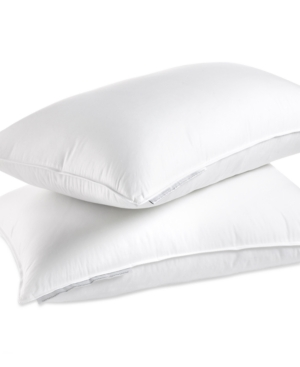 "Calvin Klein Bedding, Luxe Down Alternative 20"" x 28"" Standard/Queen Pillow Bedding"