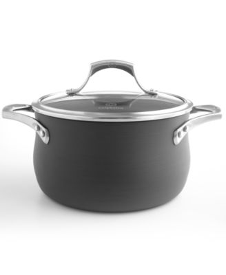 Calphalon Unison Nonstick 4 Qt. Slide Covered Soup Pot