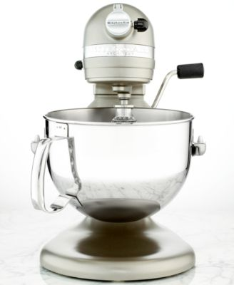 KitchenAid KP26M1XACS Architect 6 Qt. Stand Mixer, $50 Mail-in Rebate Available