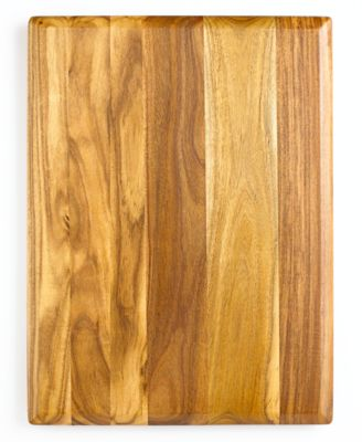 "Martha Stewart Collection Acacia Cutting Board, 12"" x 16"""