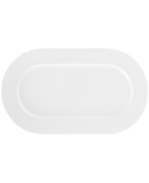 "Hotel Collection Dinnerware, 15.5"" Bone China Oval Platter"
