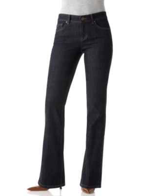 Tommy Hilfiger Hope Boot Cut Jeans, New York Rinse