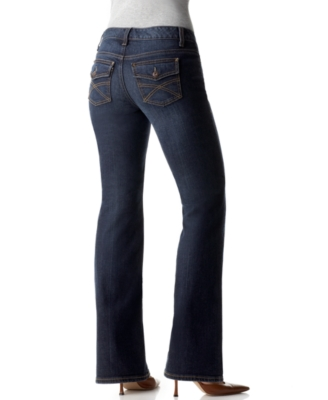 Tommy Hilfiger Freedom Boot Cut Jeans, Angela Rinse