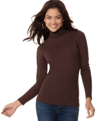 Energie Sweater, Ribbed Turtleneck