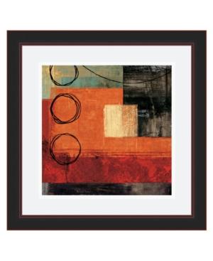 Amanti Art Constant II Framed Art Print by Brent Nelson
