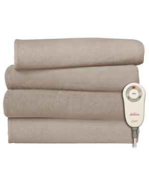 Electric Blanket Throw