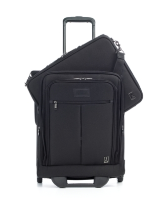 "Travelpro Suitcase, 18"" Executive First Carry-On - Rollerboard"