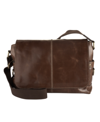 Fossil Bag, Jackson East/West Leather Messenger