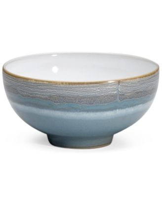 Denby Dinnerware, Azure Coastal Rice Bowl