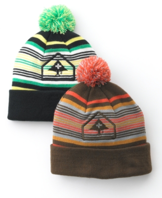 LRG Hat, Higher Altitude Beanie