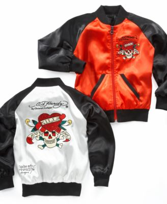 Ed Hardy Jackets For Girls