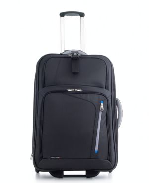 "Izod Suitcase, 25"" PerformX Expandable Upright"