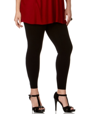 Studio M Plus Size Leggings