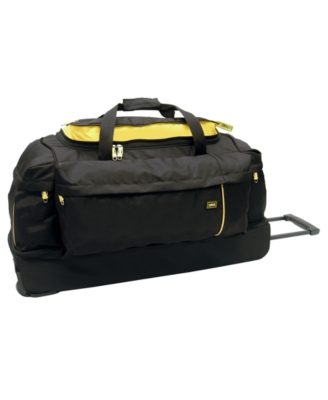 "Lucas Duffel, 30"" Drop Bottom"
