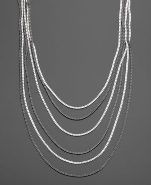 GUESS Necklace, Discofrenic Multi-Chain