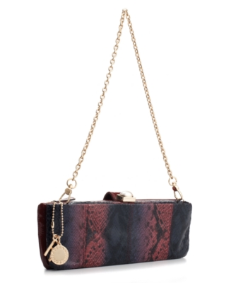 Rampage Handbag, Zoe Framed Clutch