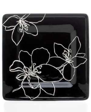 Laurie Gates Dinnerware, Anna Square Salad Plate