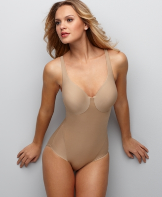 Flexees Bodybriefer, Firm Control with Flex-to-Fit Cups