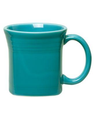 Fiesta Turquoise Square Mug
