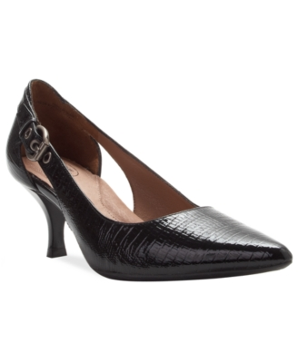Circa Joan & David Shoes, Callalily Pumps Women's Shoes - Heels
