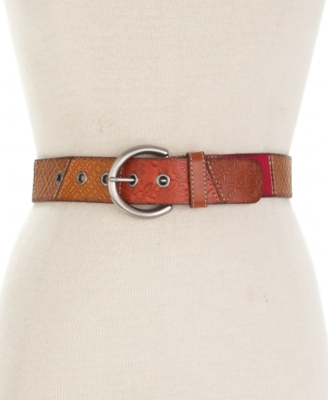 Fossil Belt, Textured Patchwork