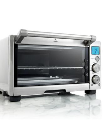 Breville BOV650XL Toaster Oven, Compact Smart